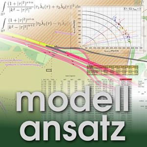 Der Modellansatz: Verkehrswesen, Bilddaten: OpenStreetMap - Veröffentlicht unter ODbL, und U.Leyn