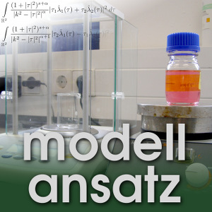 Der Modellansatz: Versuchsplanung, Foto: Anna Osberghaus