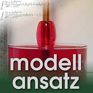 Der Modellansatz: Viscoelastic Fluids, Photo: Gareth McKinley