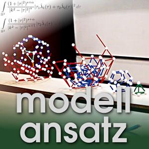 Der Modellansatz: Was ist Mathematik? Foto: G.Thäter, Komposition: S.Ritterbusch