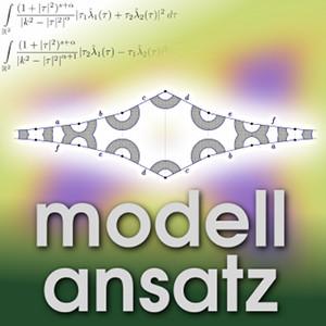 Der Modellansatz: Wilde Singularitäten. Grafik: Anja Randecker. Komposition: Sebastian Ritterbusch