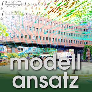 Der Modellansatz: Windsimulation in der Stadt. Pre-Processing und Modellierung: Irina Waltschläger, Simulation: Staffan Ronnas, Visualisierung: Sebastian Ritterbusch