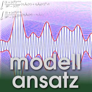 Der Modellansatz: Zeitintegration, Visualisierung: P. Krämer, Komposition: S. Ritterbusch