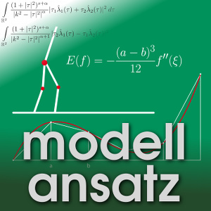 Der Modellansatz: Zweibeiner. Grafik: Cornelius Kuhs