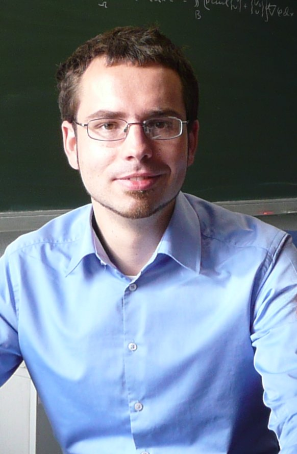 Photo of Sven Heumann